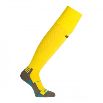 Football Socks  Uhlsport Team Pro Player Amarillo lima-Black