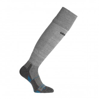 Football Socks  Uhlsport Team Pro Player Grey-Black