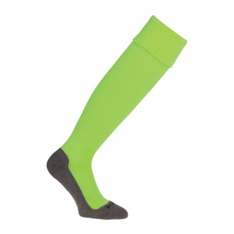 Football Socks  Uhlsport Team Pro Essential Fluorescent green