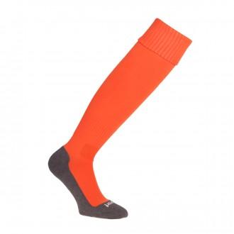 Medias  Uhlsport Team Pro Essential Naranja flúor