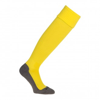 Football Socks  Uhlsport Team Pro Essential Lime yellow