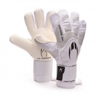 Guante  HO Soccer Supremo Club Negative Premiersoft White