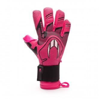 Guante  HO Soccer Supremo Club Negative Premiersoft Pink