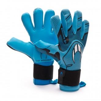 Guante  HO Soccer Supremo Club Negative Premiersoft Blue