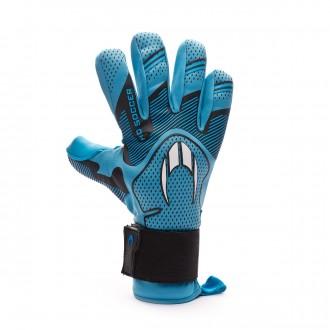 Guante  HO Soccer Supremo Club Negative Premiersoft Blue