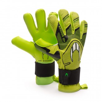 Glove  HO Soccer Supremo Club Negative Premiersoft Green