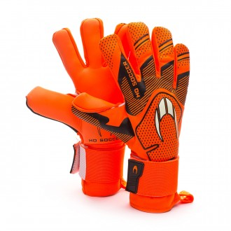 Guante  HO Soccer Supremo Club Negative Premiersoft Orange