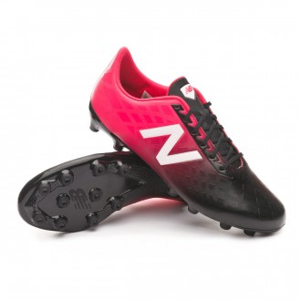 Chuteira  New Balance Furon 4.0 Dispatch AG Bright cherry