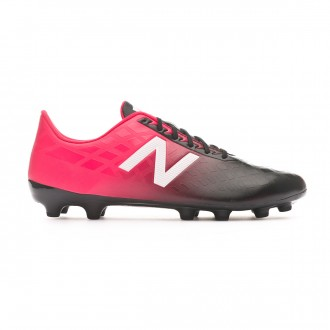 Zapatos de fútbol  New Balance Furon 4.0 Dispatch AG Bright cherry