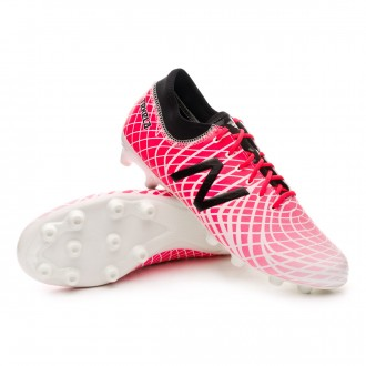 Chuteira  New Balance Tekela 1.0 Magique AG Bright cherry