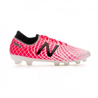 Zapatos de fútbol  New Balance Tekela 1.0 Magique AG Bright cherry