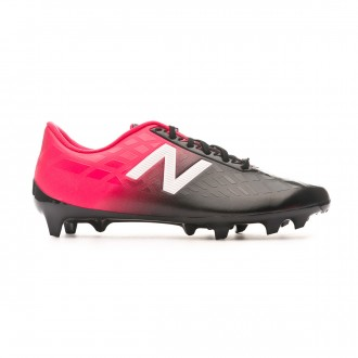 Football Boots  New Balance Kids Furon 4.0 Dispatch FG White-Cherry
