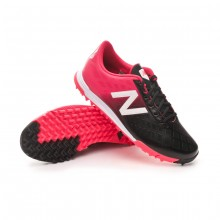 a813e3c5d Football Boot New Balance Kids Furon 4.0 Dispatch Turf White-Cherry ...