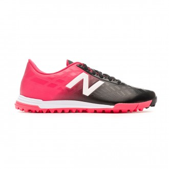 Zapatilla  New Balance Furon 4.0 Dispatch Turf Niño White-Cherry