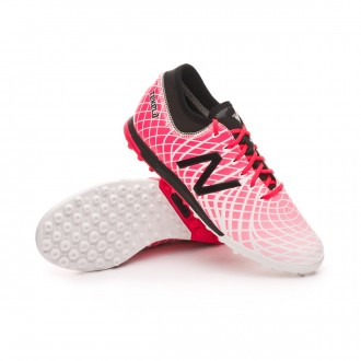 Sapatilhas  New Balance Tekela 1.0 Magique Turf Niño White-Cherry
