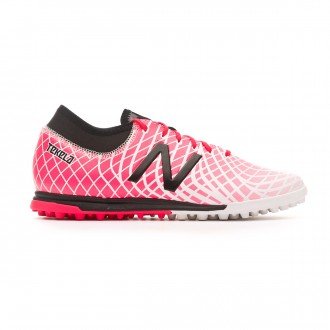 Zapatilla  New Balance Tekela 1.0 Magique Turf Niño White-Cherry