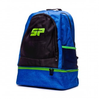 Backpack SP Fútbol Mussa Black-Navy-Volt