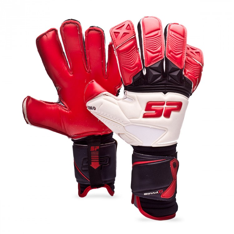 quality design d8214 650c0 guante-sp-mussa-strong-duo-pro-rojo-negro-