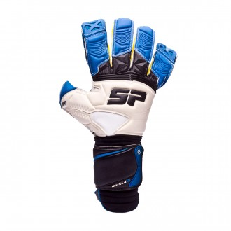 Guanti  SP Fútbol Mussa Strong DUO Aqualove Blu-Bianco-Nero