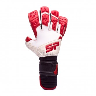Glove  SP Fútbol Mussa Air Pro Red-Black-White