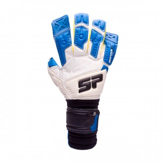 Glove SP Fútbol Mussa Air Aqualove Blue-White-Black