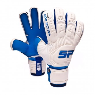 Glove  SP Fútbol Valor 409 EVO Aqualove White-Blue