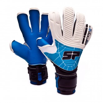 Glove  SP Fútbol Pantera Orion EVO Aqualove White-Blue