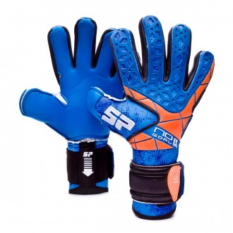 Glove  SP Fútbol No Goal IX EVO Aqualove Blue-Orange