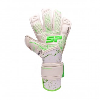 Glove SP Fútbol Earhart 2 Pro White-Green