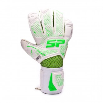 Glove  SP Fútbol Earhart 2 Iconic White-Green