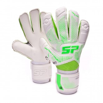 Guante  SP Earhart 2 Training Blanco-Verde
