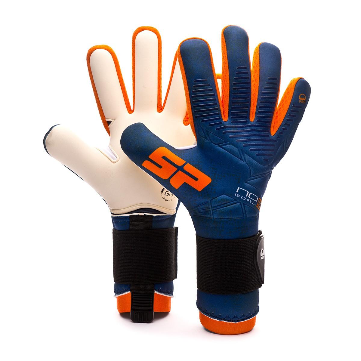 a6b4e6ab8368a Glove SP Fútbol No Goal Zero Blue - Football store Fútbol Emotion