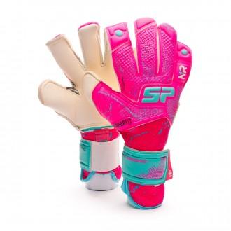 Glove  SP Earhart 2 Pro Noelia Ramos Fuchsia-Turquoise