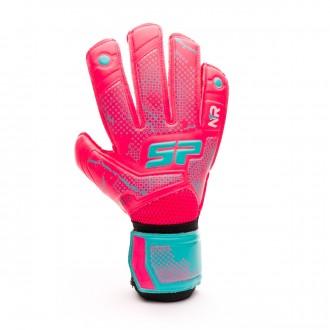 Glove  SP Fútbol Earhart 2 Training Noelia Ramos Fuchsia-Turquoise