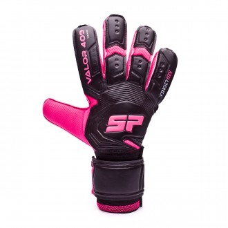 Guanti  SP Fútbol Valor 409 EVO Training Nero-Fucsia