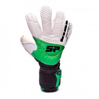 Luvas SP Fútbol Pantera Orion EVO Iconic Branco-Verde