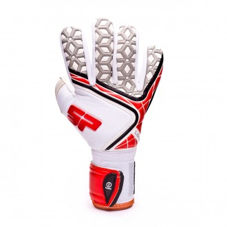 Glove SP Fútbol No Goal IX EVO Iconic White-Red