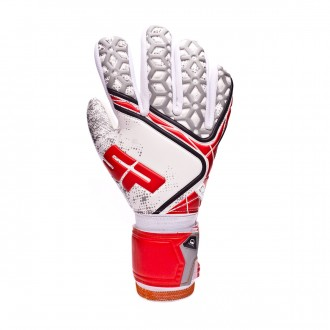 Glove SP Fútbol No Goal IX EVO Training White-Red