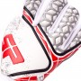 Guante No Goal IX EVO Training Blanco-Rojo