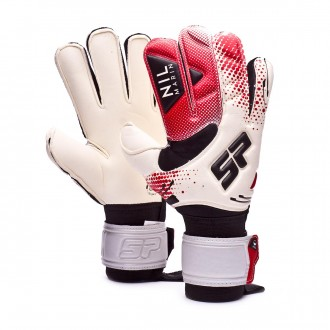 Glove Nil Marin Pro White-Red-Black