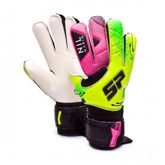 Nil Marín Iconic Green-Pink