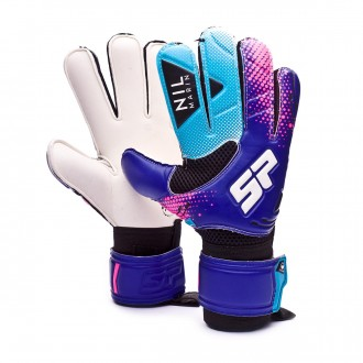 Glove Nil Marín Training Purple-Turquoise