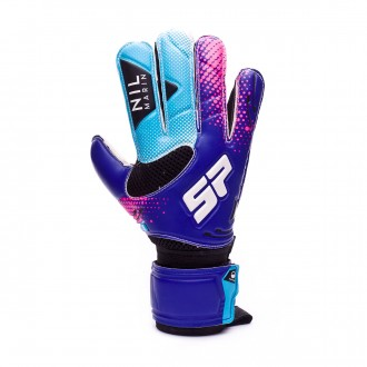 Gant  SP Fútbol Nil Marín Training Protect Violet-Turquoise