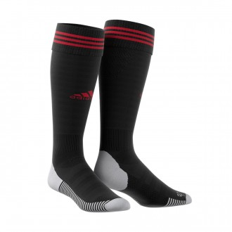 Football Socks  adidas Adisock 18 Black-Power red