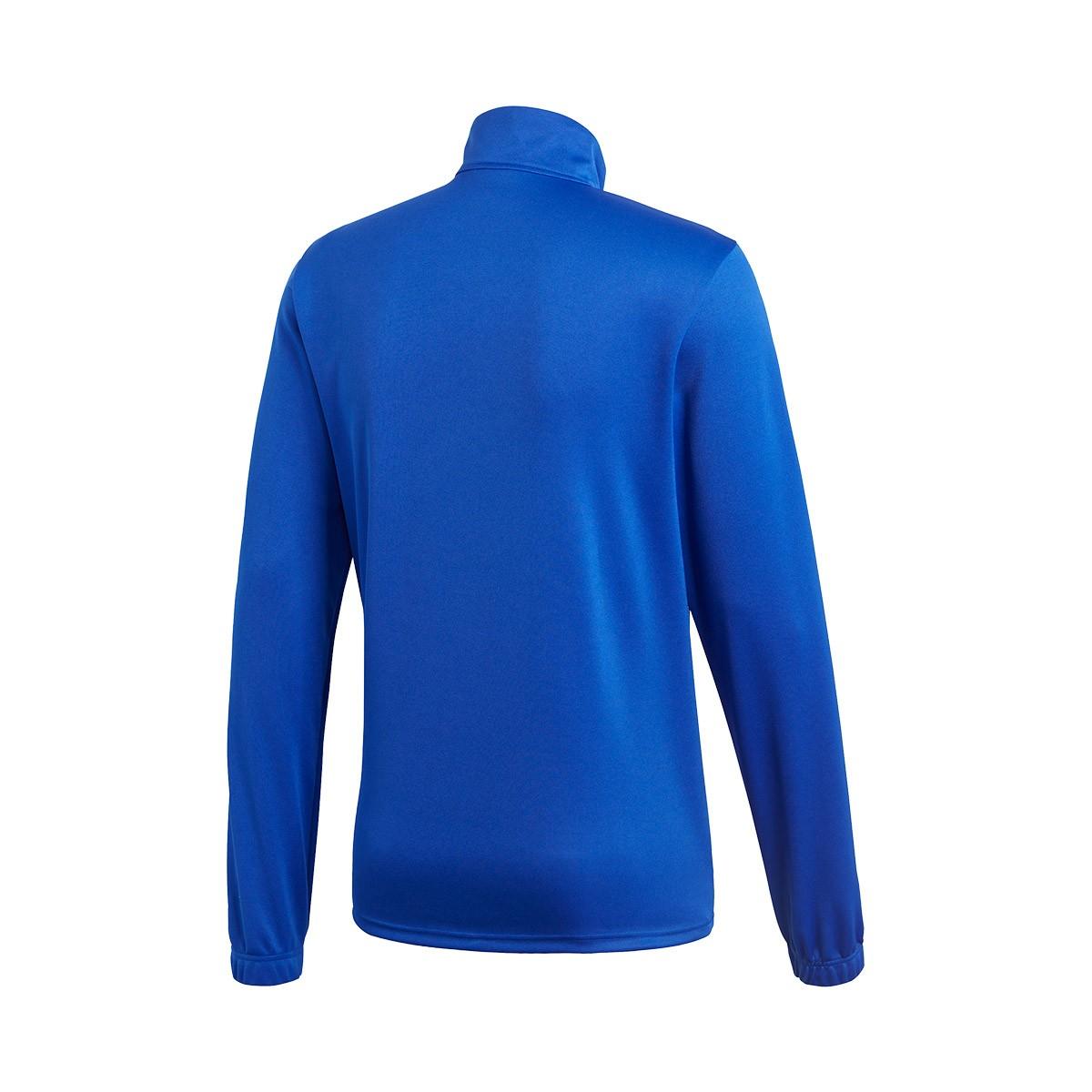 f59cc8908 Sweatshirt adidas Core 18 Training Bold blue-White - Football store ...