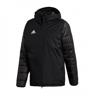 Abrigo adidas Condivo 18 Winter Black-White