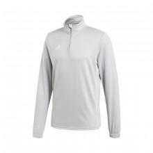Sweatshirt Core 18 Training Stone-White
