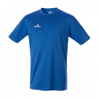 Camiseta  Mercury Cup m/c Azul