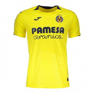 Jersey  Joma Villarreal CF 2018-2019 Home Yellow
