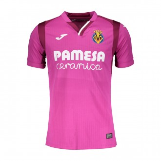 Jersey  Joma Villarreal CF 2018-2019 Away Purple